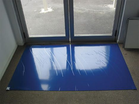 Sticky Mat 913mm x 913mm 30 sheets per mat