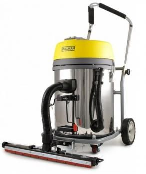 Pullman 60L Wet & Dry Outrigger Runway Vacuum Cleaner