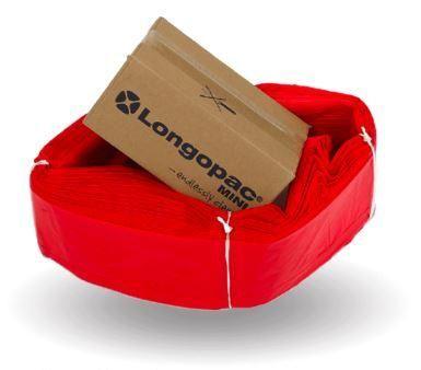 Longopac Mini Red Bag - 60m replacement pack