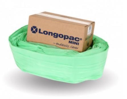 Longopac Mini Green Bag - 60m replacement pack