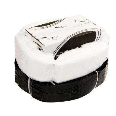 Tubeac 55m casette, Small, Transparent