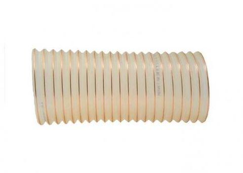 Premium Polyurethane Anti-static  Industrial Vacuum Hose 50mm.