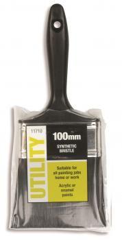 Uni-Pro 100mm Synthetic Utility Paint Brush