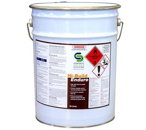 Hi Build Enduro Solvent Based Sealer Gloss 20L Drum