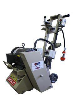 EDCO CPM10 Electric Three Phase Scarifier