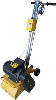"""8"""" Electric Scarifier 230V 2.2kw supplied complete with carbide cutters drum assembly"""