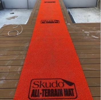 HONCHO All-Terrain Mat 1m x 10m Roll (aka Skudo)