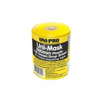 Uni-Pro Wall Protectors / Tape Film Dispensers 550mm x 25m (6/24)