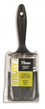 Uni-Pro 75mm Synthetic Utility Paint Brush