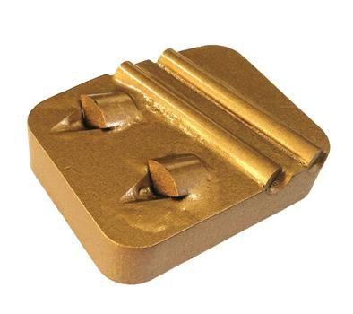 PCD Rhino, Gold, RIGHT