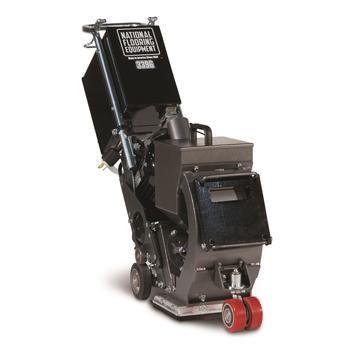 3396 National Flooring Equipment Manual 8'' Shotblaster