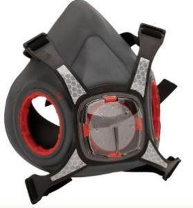 Prochoice Maxi Mask 2000 Face Respirator (suits DM-PCP2 P2 Filters)