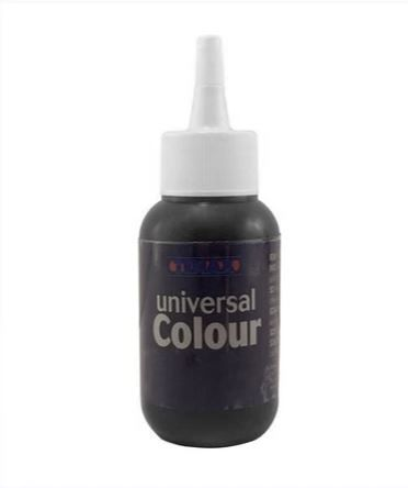 Tenax Universal Colour For Epoxy and Polyester glues 75ml Black