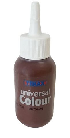 Tenax Universal Colour For Epoxy and Polyester glues 75ml Brown