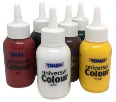 Tenax Universal Colour Paste Kit