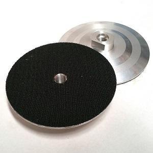 125mm Aluminium Velcro Backed Pad M14-2.0
