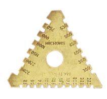 Coating Thickness Gauge Brass, wet film gauge