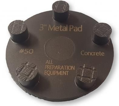 Wet Metal Resins