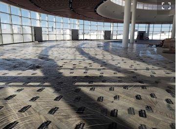 Carpet Cover Dual Layer 760mm x 60m (46sqm roll)