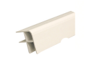 FastWall PVC 90 degree Corner Section for 30mm panel 3.0m - White - Can also be used to join wall & ceiling panels