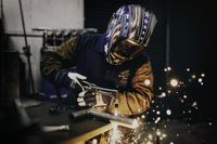 What are the Main Safety Considerations in the Welding Sector?