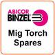 Genuine Binzel Spares