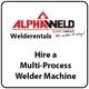 Hire a Multi-Process Welder