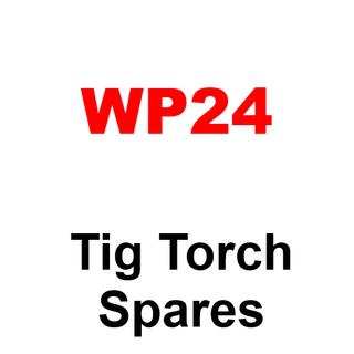 WP24 Tig Torch Spares