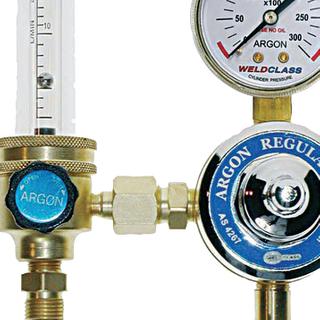Flowmeter+ Regulators
