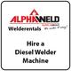 Hire a Diesel Welder