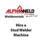 Hire a Stud Welder