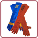 Extra Length Welding Gloves