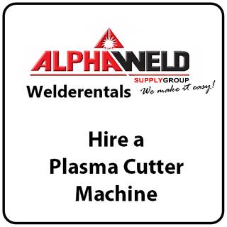 Hire a Plasma Cutter