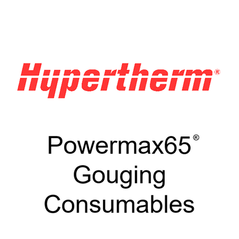 PMX65 Gouging Consumables