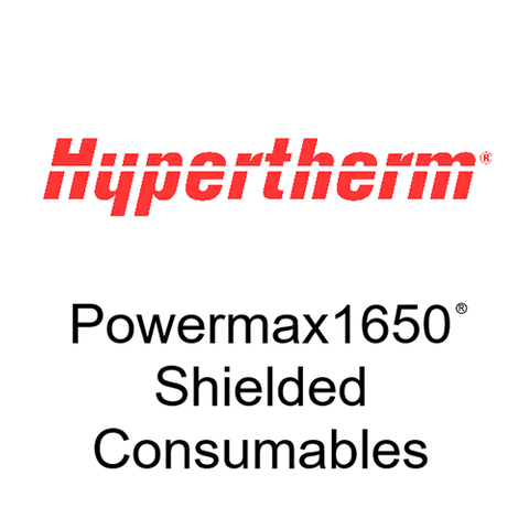 PMX1650 Shielded Consumables