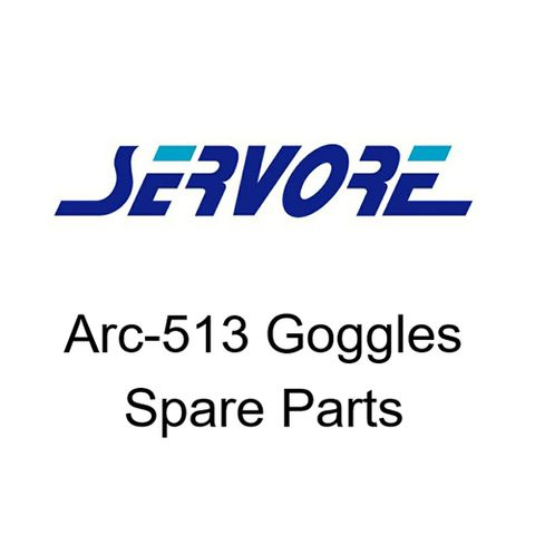 Servore Arc-513 Auto Dark. Goggles Parts