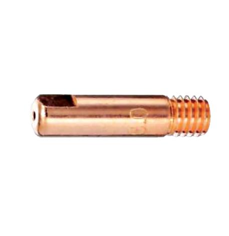 Binzel Contact Tip 1.0mm M6 6mm PK10