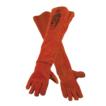 Big Red Welding Glove Xtra Length