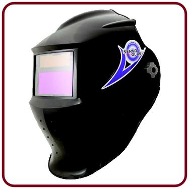 Arc Defender 4000V Welding Helmet Black