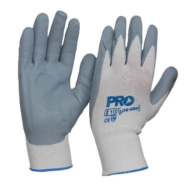 Lite-Grip Nitrile Foam Glove