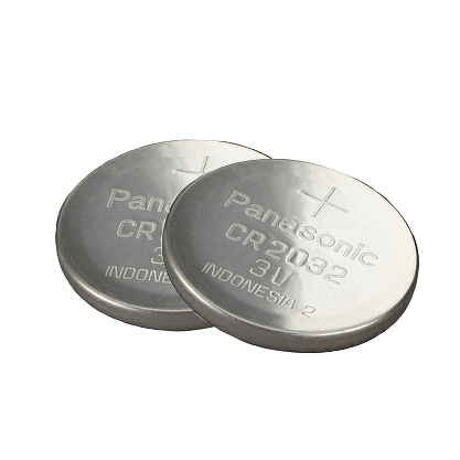 CR2032 Replacement Battery 2Pk