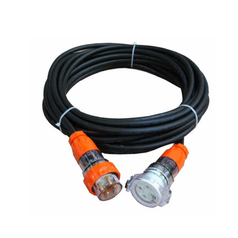 20A 415v Extension Lead 20m