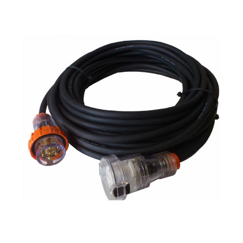 32A Extension Lead 15m (5pin)