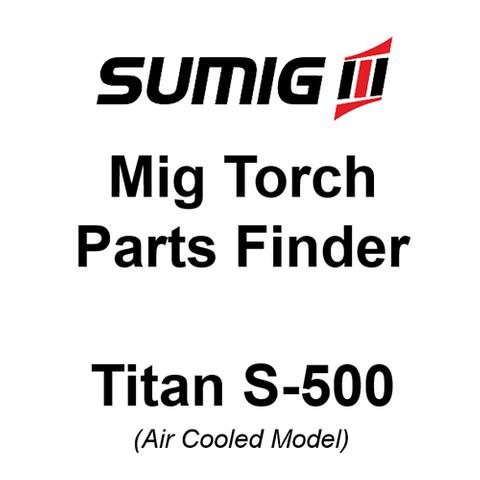 Sumig S500 Mig Torch Spares