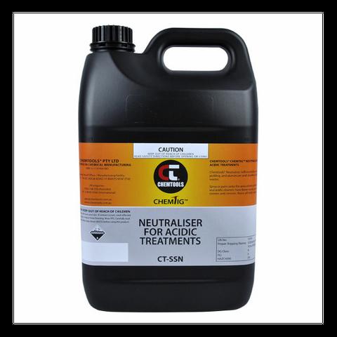 Chem-Tig Welding Neutralising Fluid 5L