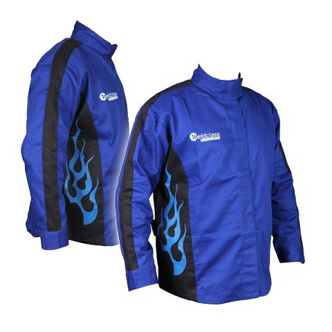 Blue Flame Proban Welding Jacket