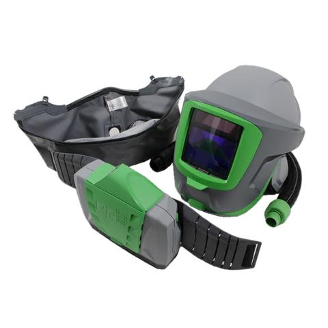 RPB Z-Link Welding Helmet inc Respirator