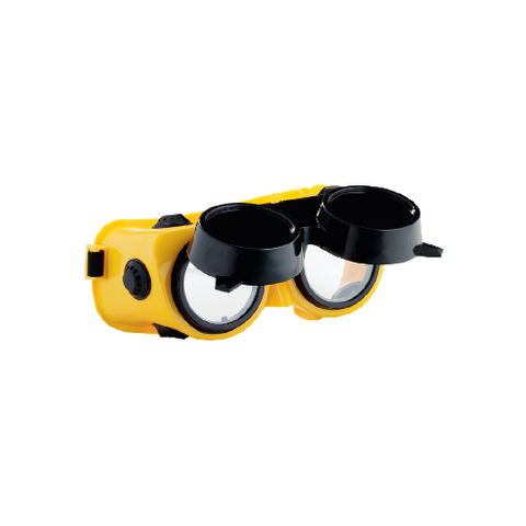 Gas Welding Flip-Up Goggles Shade 5
