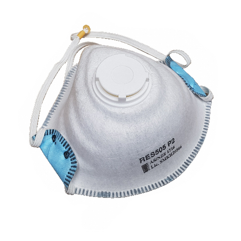 P2 Dust Mask with Active Carbon PK10