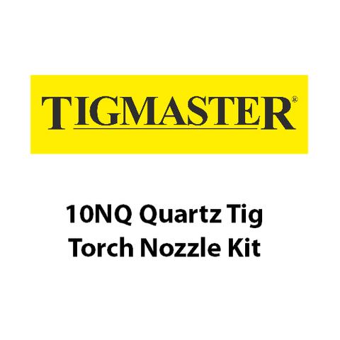 Quartz Tig Torch Nozzle Kit 10NQ